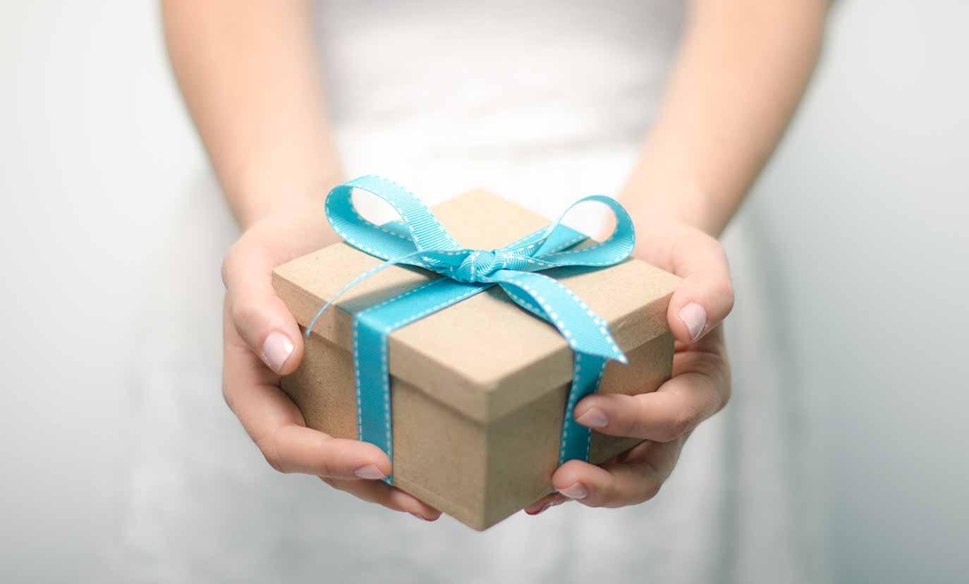 Dávat dárek