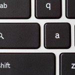 Vyhledávací klávesa Chromebook
