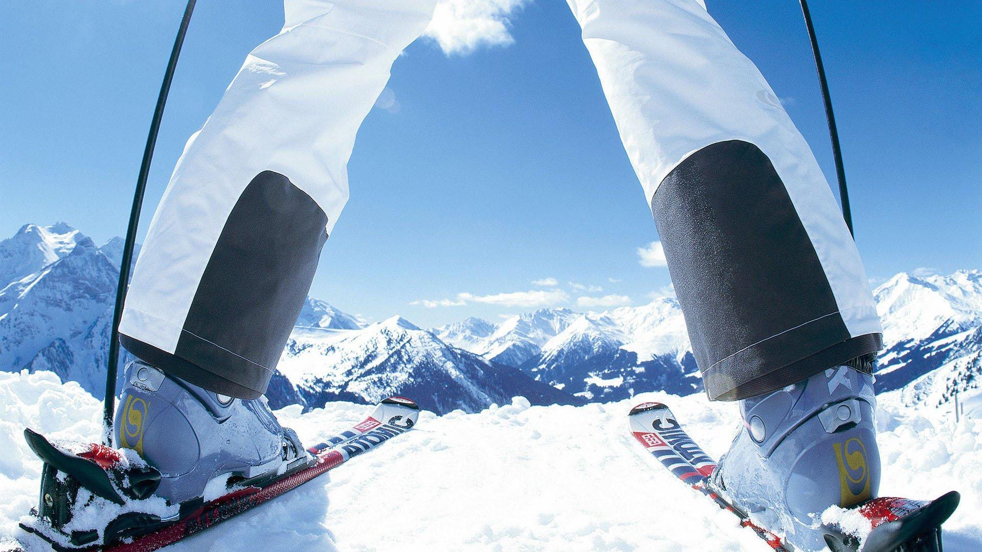 aké lyže kúpiť