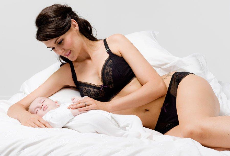 Podprsenka na kojení