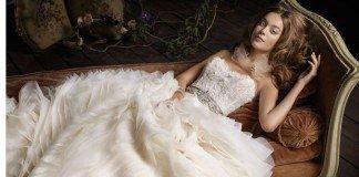 Jaké svatební šaty