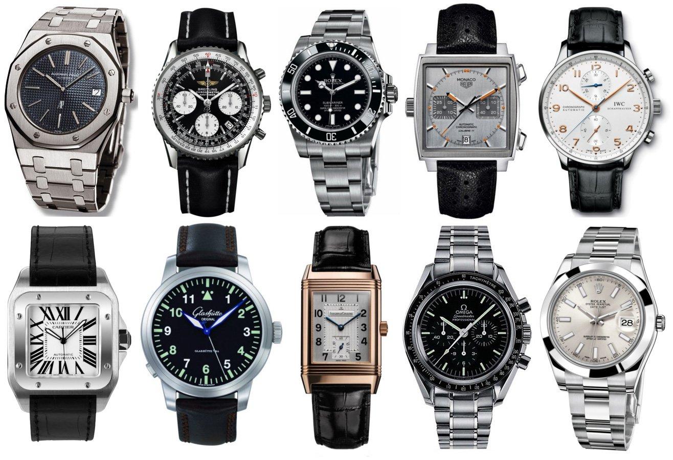 eaad3a3cbd2 Podle čeho vybírat hodinky - Magazín Tomikup