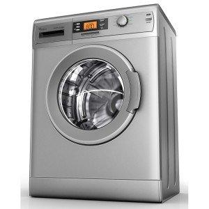 Fotografie pračky s předním plněním