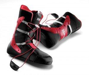 boty na snowboard, vnitřní botička