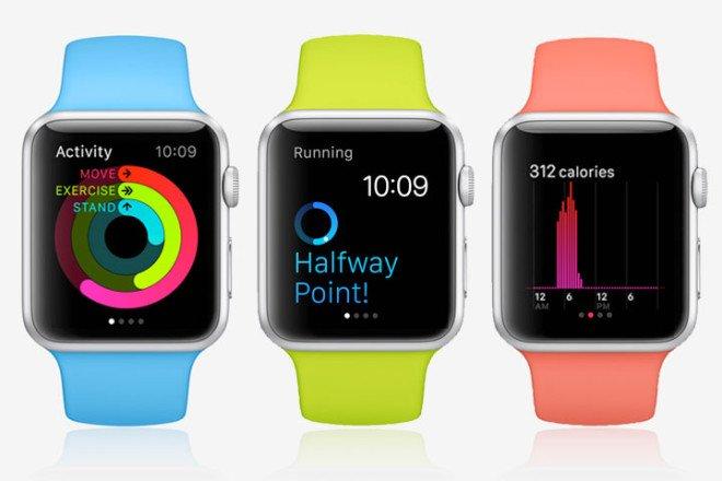 Apple hodinky watch