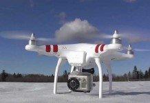 Droni s kamerou
