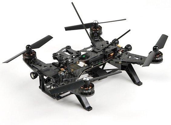 kvadrikoptéra s kamerou