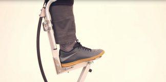 Tenisky do skákacích bot