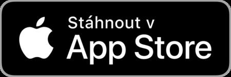tlačítko ke stažení aplikace Tomikup pro iPhone