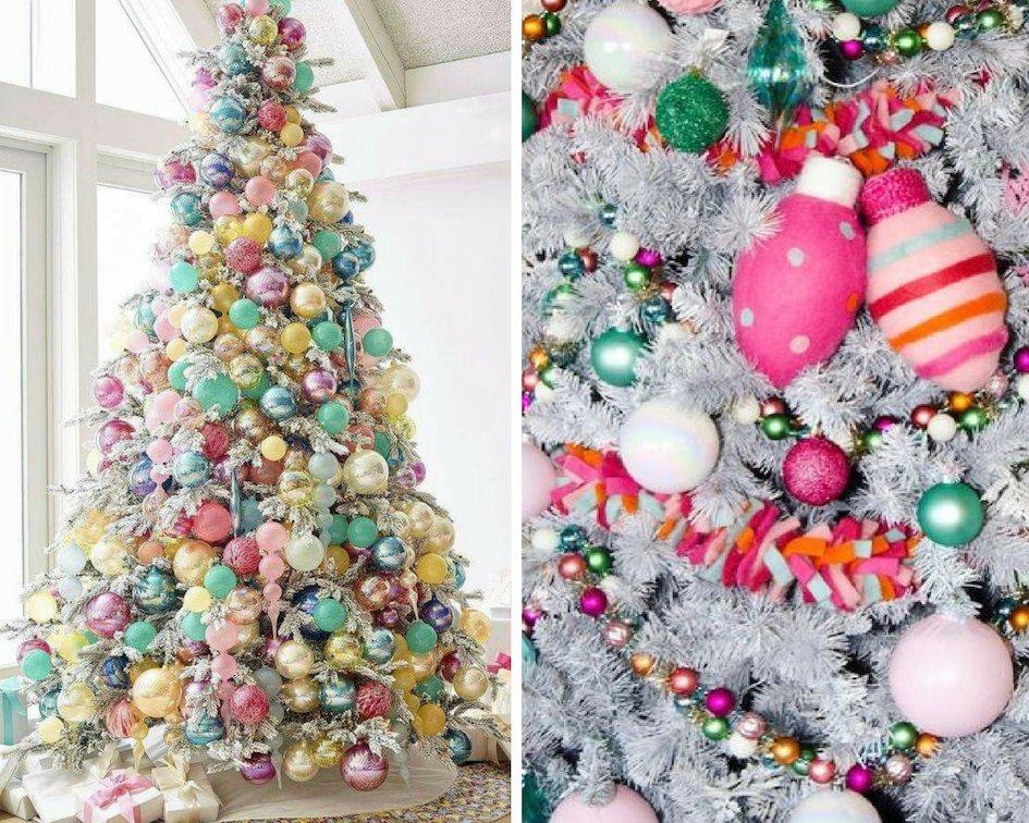 vianočným trendom sú farby
