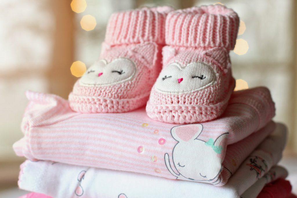 oblečky pro miminko