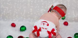 Prvé vianoce s malým bábätkom
