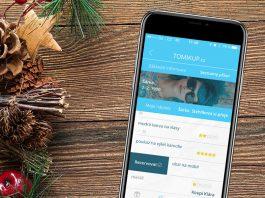 Vianočná aplikácia Tomikup