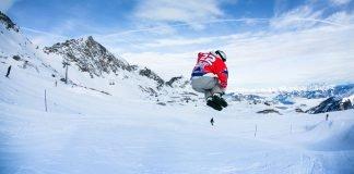 Korčuľovanie na sněhu