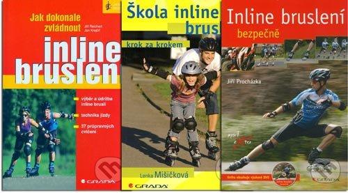 Knihy o korčuľovaní