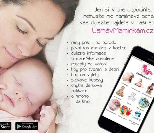 Aplikace pro těhotné
