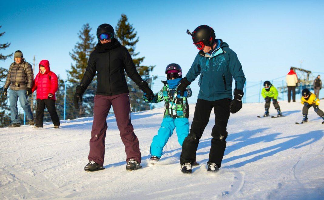 Jak zjistit svou velikost Sled Dogs sněžných bruslí