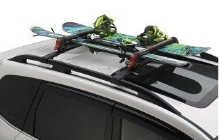 střešní nosič na snowboard