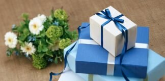 jaký vybrat svatební dar
