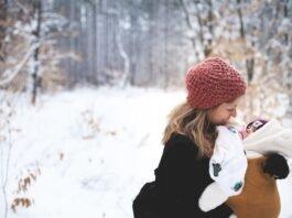 výbavička pro zimní miminko