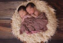 Výbavička pro dvojčata